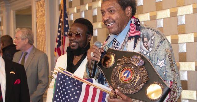 Don King Inducted into New York Boxing Hall of Fame